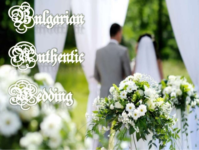 Bulgarian Authentic Wedding