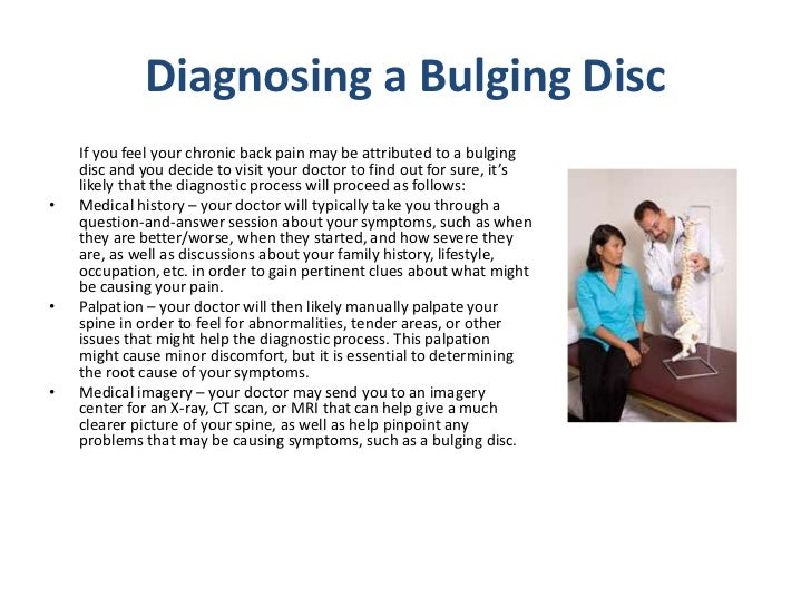Can Trauma From Car Accident Cause Bulging Disc