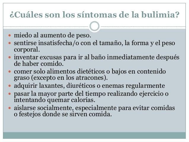 Bulimia - Alimentos para ir al bano inmediatamente ...