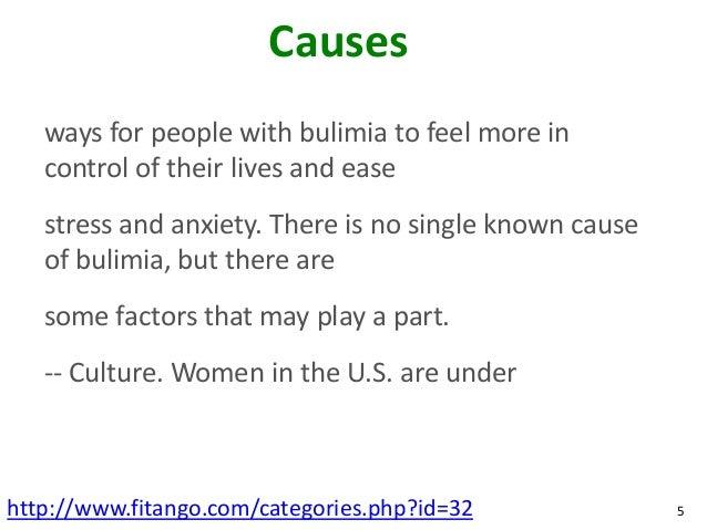 Boulimia nervosa dating