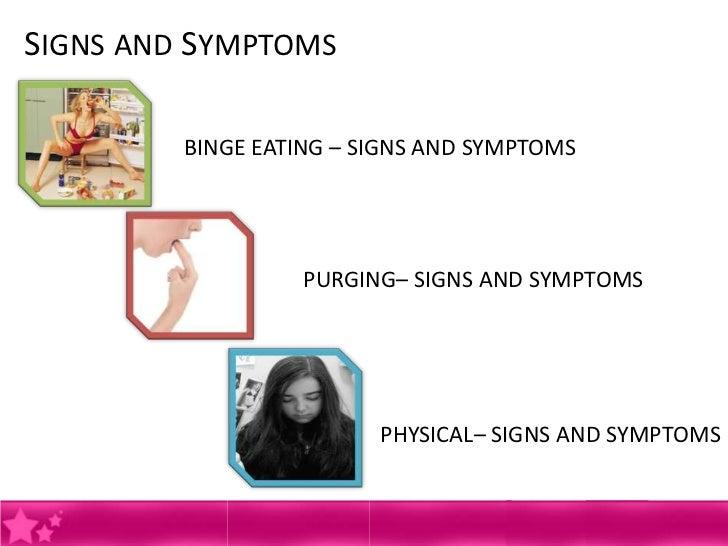 what is bulimia nervosa symptoms
