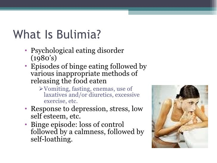 how to overcome bulimia on your own