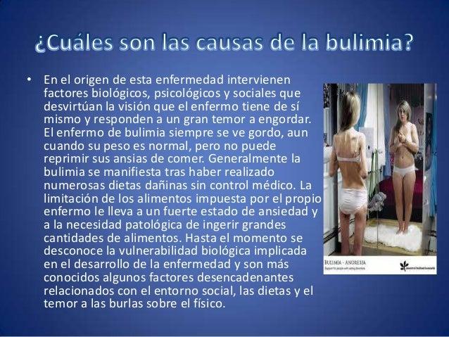 bulimia tarea de jon Slide 2
