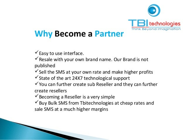 List of Industries for Tbitechnolo gies Bulk SMS Service