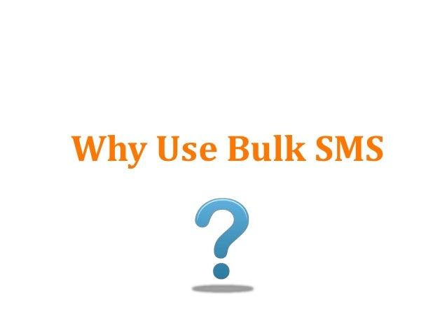 Bulk Sms Portal Proposal Slide 2