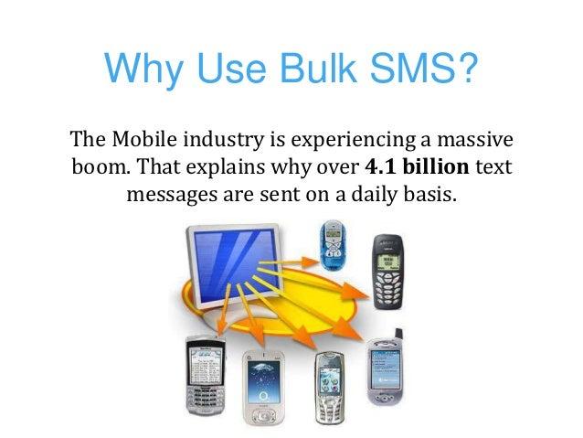 Bulk Sms Portal Proposal Slide 3