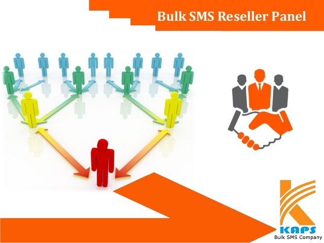 Bulk SMS Reseller Panel