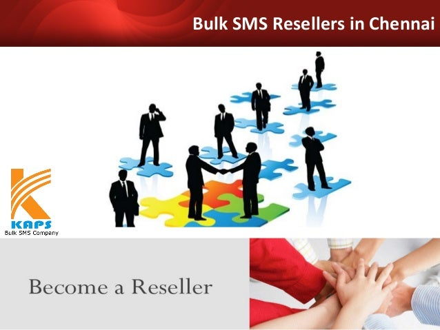 Bulk SMS Resellers in Chennai