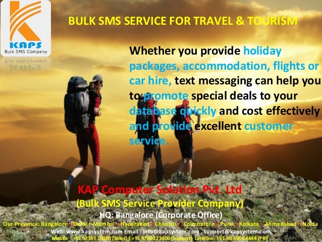 KAP Computer Solution Pvt. Ltd (Bulk SMS Service Provider Company) HQ: Bangalore (Corporate Office) Our Presence: Bangalor...