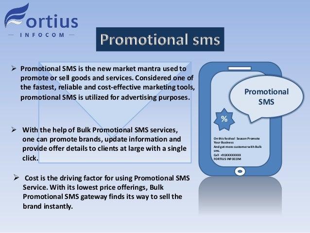 Bulk sms service provider | Fortius Infocom Pvt  Ltd