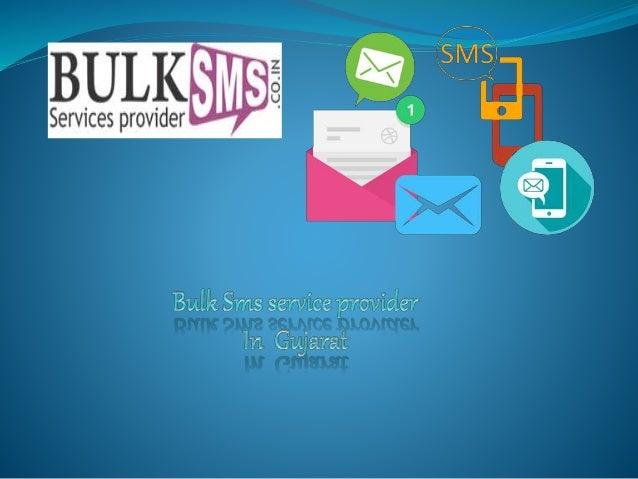 Bulk sms service providers in gujarat