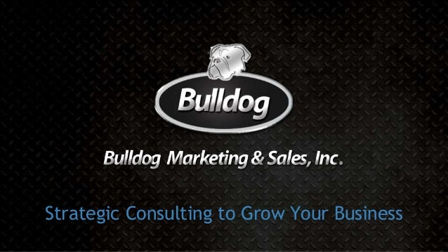Strategic Consulting to Grow Your Business