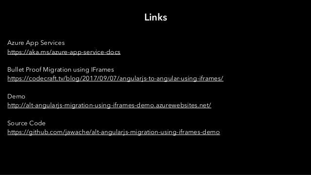 From Donkey To Unicorn: An Alternative Approach to AngularJS Migration