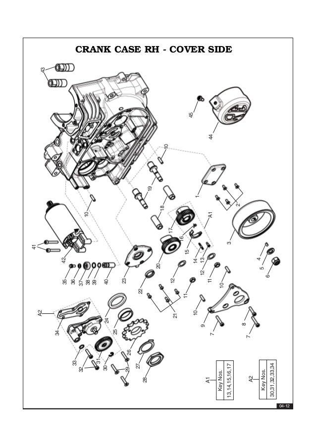 Royal Enfield Bullet Classic, Electra e.f.i. (C,E,G5) '09