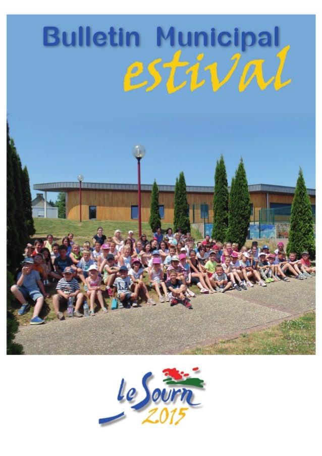 mot du maire www.lesourn.fr Notre commune continue ses travaux d'embellissement et d'amélioration. Le skatepark sera opéra...