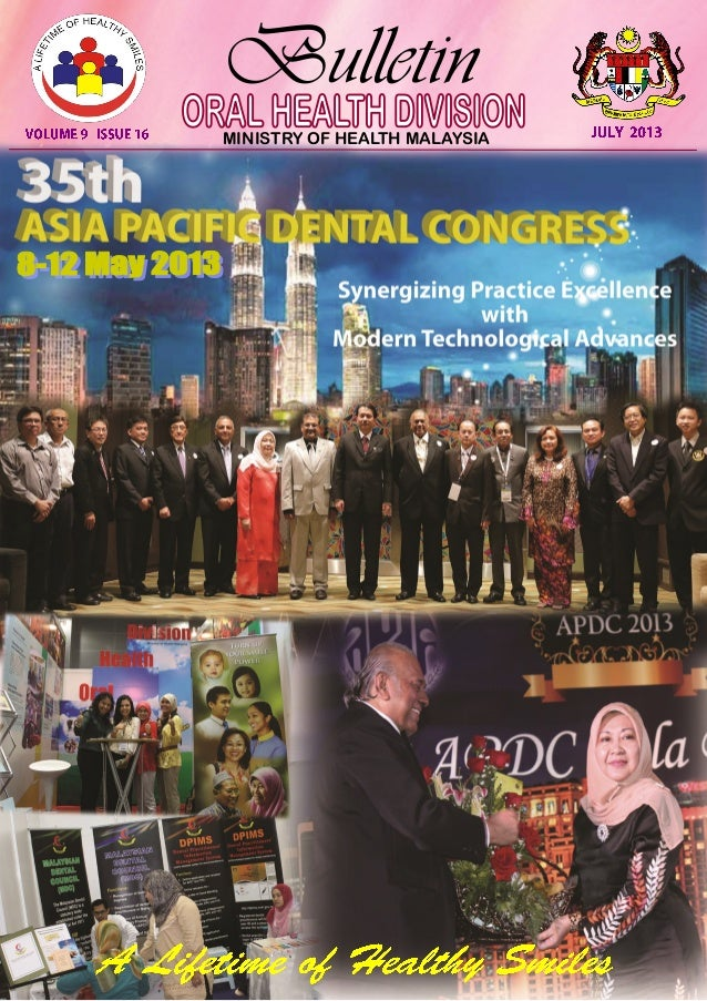 1 Bulletin MINISTRY OF HEALTH MALAYSIA