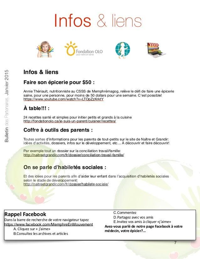 Infos & liens Faire son épicerie pour $50 : Annie Thériault, nutritionniste au CSSS de Memphrémagog, relève le défi de fair...
