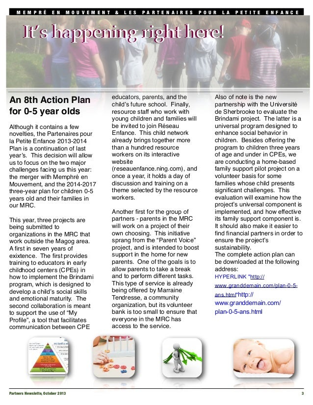 News letter PPEM-MEM, October 2013 Slide 3