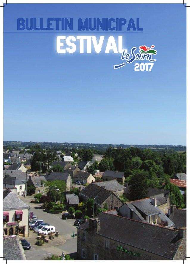 mot du maire www.lesourn.fr Mairie - 26 rue du commerce - 56300 Le Sourn Ouvert du lundi au vendredi de 8h30 à 12h30 et de...