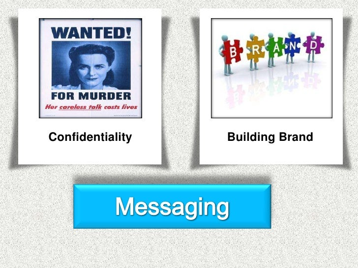 Confidentiality   Building Brand