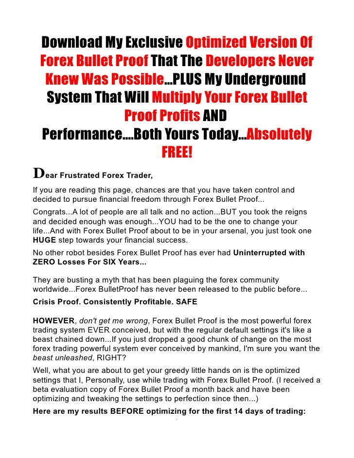Forex bullet trader thai oil ru