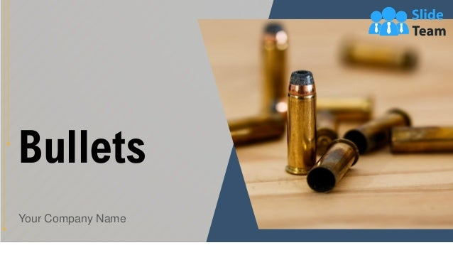 Bullets Your Company Name