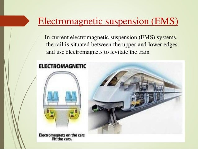 how to make an electromagnetic train
