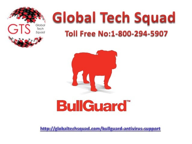 Bullguard antivirus support Toll free:1-800-294-5907