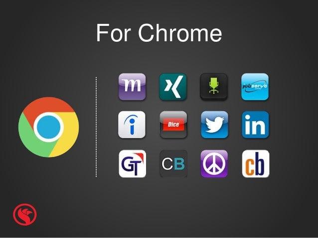 For Chrome