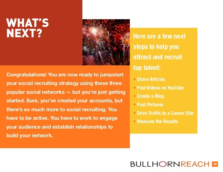 Social Recruiting | How to Get Started