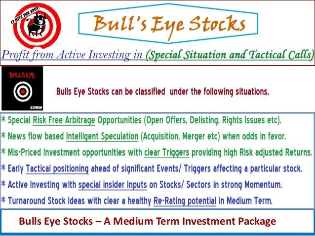 Bulls Eye - Battery Manufacturers Call