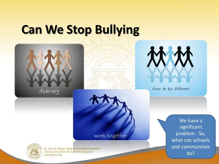 ways to reduce bullying in school essay Learn about bullying essays there are creative ways to take a stance against bullying reduce the incidents of bullying because school website school.