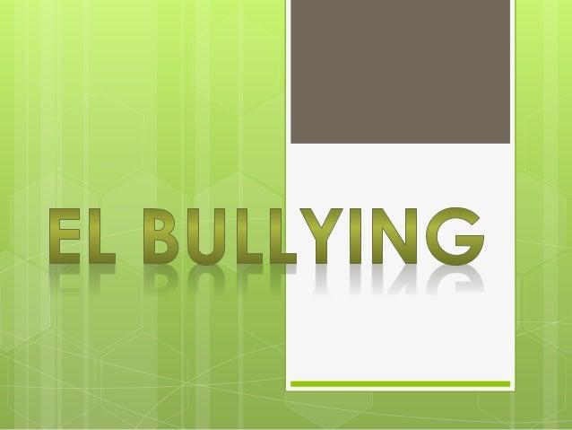    El acoso escolar es una especie    de tortura, metódica y sistemática, en la    que el agresor sume a la víctima, a   ...