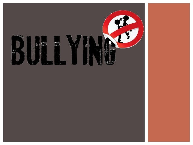 "Bullying (bully = ""valentão"") que se refere a todas as formas de atitudes agressivas, verbais ou físicas, intencionais e r..."