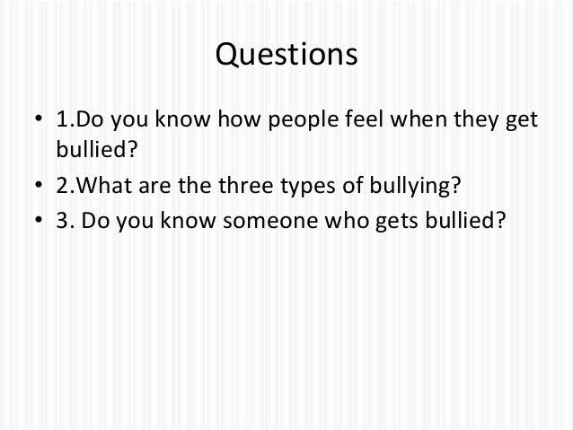 Bullying by Grady