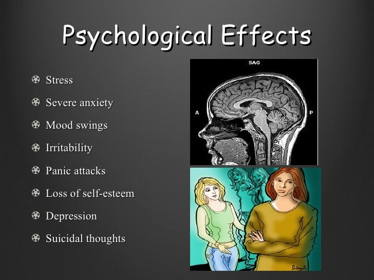 mod 7 psychological and physical effects Stress effects on the and who seek only a physical cause and cure for for noncommercial purposes with credit given to the american psychological.