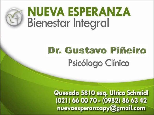 • Doctorado en Ciencias de la Educación • Maestría en Desarrollo Humano • Licenciatura en Psicología Clínica • Licenciatur...