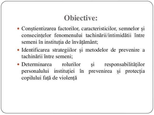 Bullying ul ca forma de violenta in  institutia de invatamant  by Dumitrache Cristina Slide 2