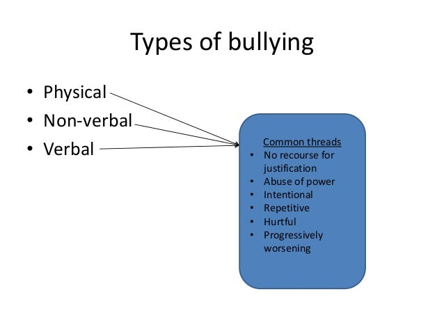 what is non verbal abuse