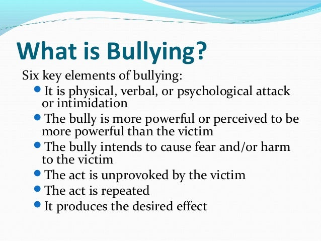 the harm and effects of cyber bullying