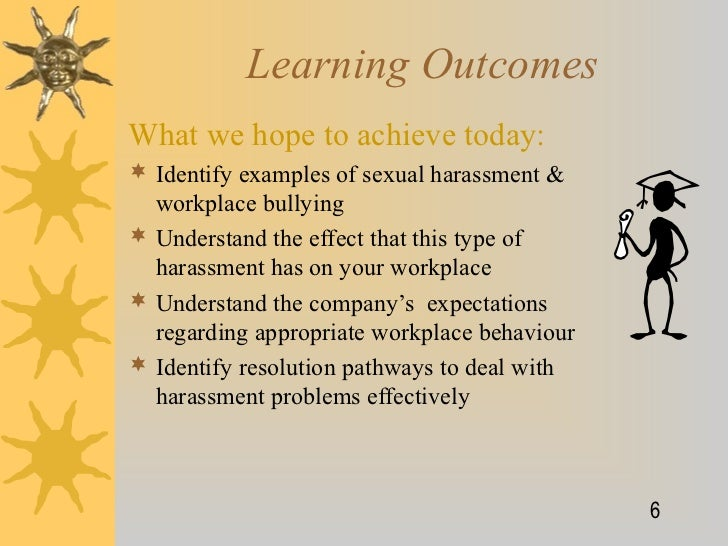 how to effectively deal with sexual harassment in the workplace Dealing with allegations of workplace sexual harassment,  effectively and  part 2 of this feature will deal with how to approach allegations of historic.