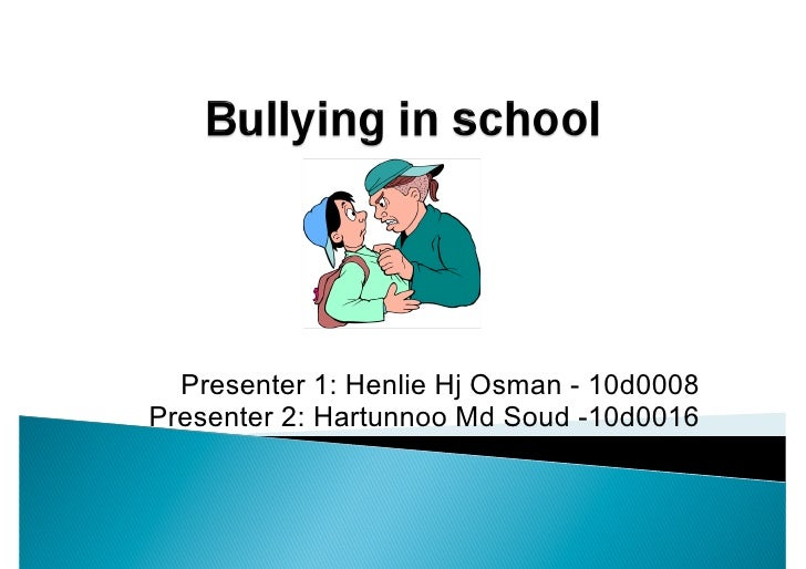 Presenter 1: Henlie Hj Osman - 10d0008 Presenter 2: Hartunnoo Md Soud -10d0016