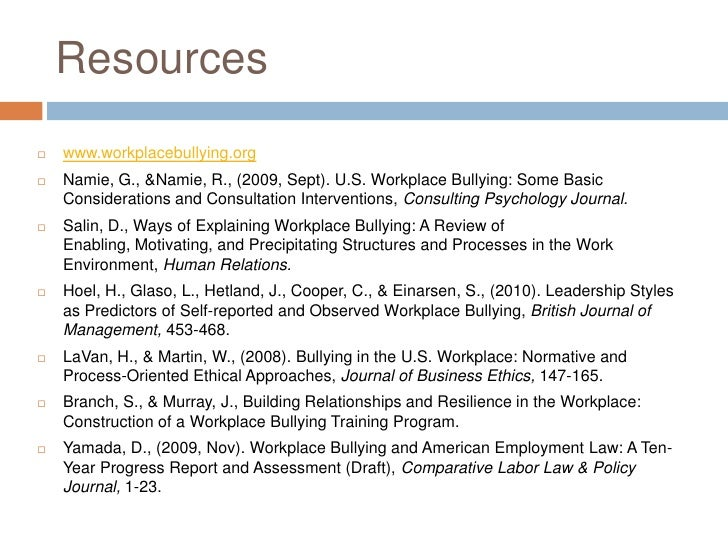 essay about bullying at work Bullying essay introduction  bullying essay work-place bullying bill langley strayer university work-place bullying is primarily conceptualized in the literature.