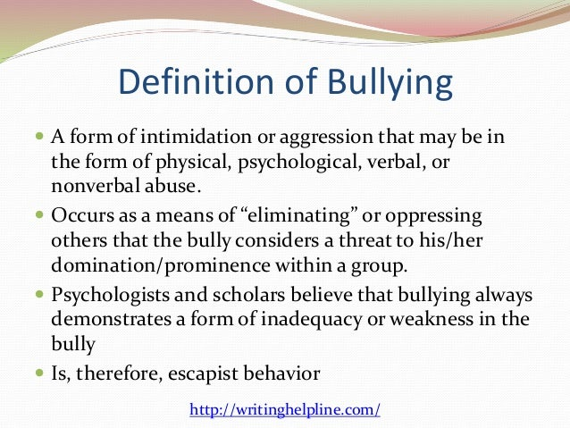 Workplace Bullying Facts and Statistics