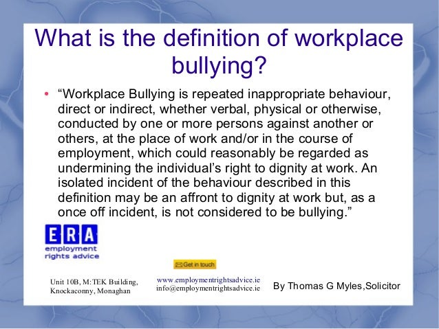 3 if you were a victim of workplace bullying what steps would you take to try to reduce its occurren Case incident 2: bullying bosses if you were a victim of workplace bullying, what steps would you take to try to reduce its occurrence.