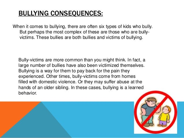 Bullying in the world