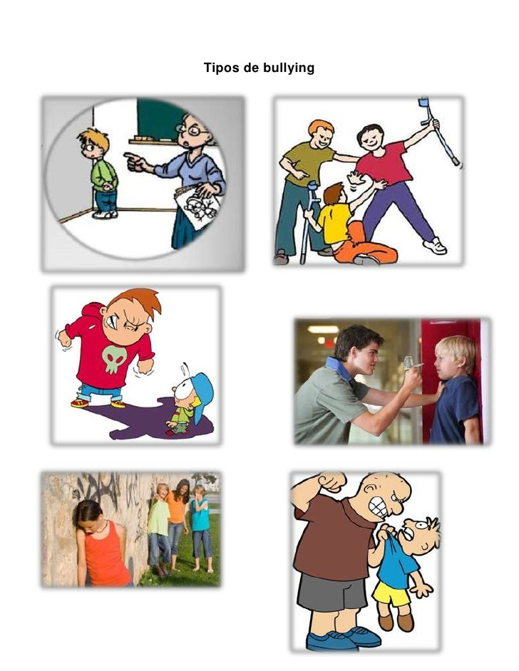 Bullying o acoso escolar for Tipos de viveros pdf