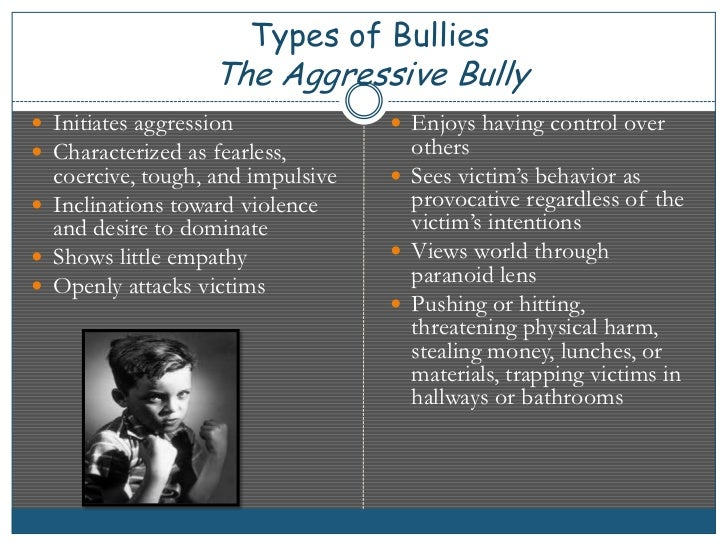 traditional bullying Do you have an opinion about traditional bullying vs cyberbullying read this article and let us know what you think.