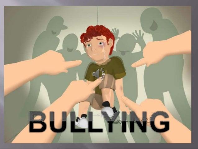 Bullying é uma situação que se  caracteriza por agressões intencionais,  verbais ou físicas, feitas de maneira  repetitiva...