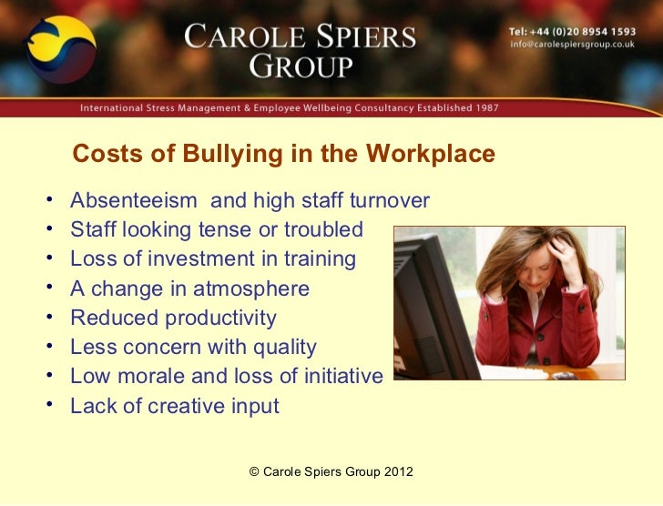 workplace bullying and power distance Workplace bullying and power distance 1403 words | 6 pages does high power-distance culture in organizations increases the fear of reporting for workplace bullying.